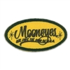 Oval Mooneyes Patch