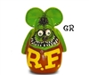 Rat Fink Antenna Topper
