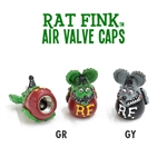 Rat Fink Air Valve Caps