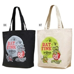 Rat Fink Double Print Tote Bag