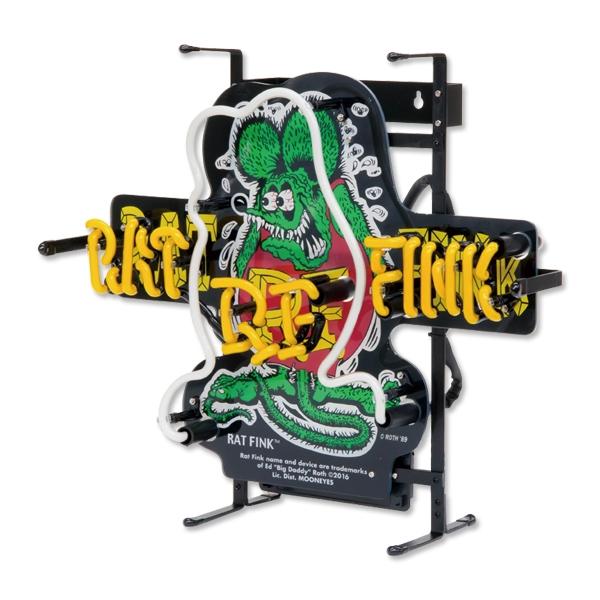 Rat Fink Neon Sign 2016