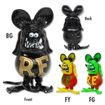 Rat Fink Soft Vinyl Doll