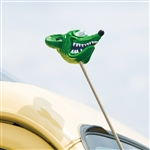 Rat Fink Face Antenna Topper