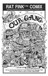 OUR GANG, Rat Fink Comix Book