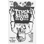 Truck Signs and Deco Book