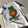Rat Fink Color Design T-shirt - White