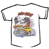 Rat Fink WILD CHILD - Kids T-shirt - White