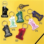 Rat Fink No. 1 Key Ring
