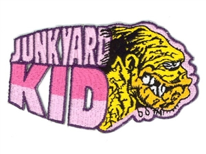 Rat Fink JUNKYARD KID Patch