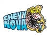 Rat Fink CHEVY NOVA Patch
