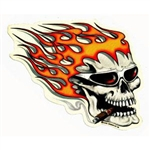 HOT HEAD Sticker