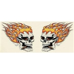 HOT HEAD PAIR Sticker
