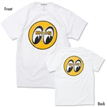 MOON Logo T-Shirt - White