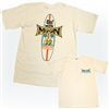MOON Surfboard T-Shirt