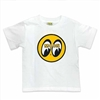 MOON Kids T-shirt - White