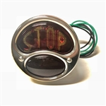 TAIL LAMP WITH STOP LENS