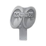 MOON LICENSE TOPPER